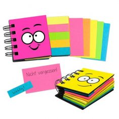 Sticky Notes Minibook - Buddys