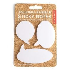 Sticky Notes - Talking Bubble