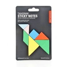 Sticky Notes - Tangram