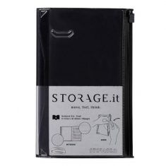 Storage.it - Notebook small, schwarz