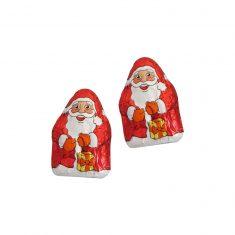 Mini-Santa aus Edelvollmilch