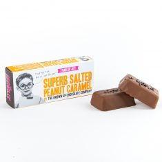 Schokoriegel - Salted Peanut Caramel Cracker