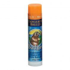 Badger Lip Balm - Tangerine Breeze