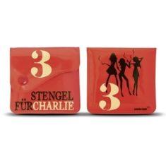 Taschenascher - Stengel für Charlie