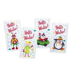 Taschentücher - Hello Winter