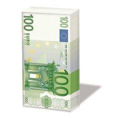 Taschentücher SNIFF - 100 Euro