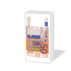 Taschentücher SNIFF - 50 Euro