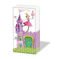 Taschentücher SNIFF - Princess Castle