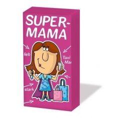 Taschentücher SNIFF - Super-Mama