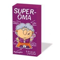Taschentücher SNIFF - Super-Oma