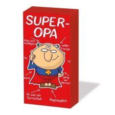 Taschentücher SNIFF - Super-Opa
