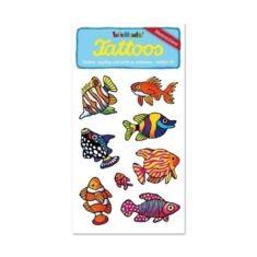 Tattoos - Bunte Fische