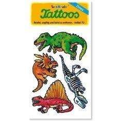 Tattoos - Dinos 1