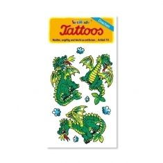 Tattoos - Drachen