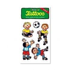 Tattoos - Fußballer Fritz Flanke 1