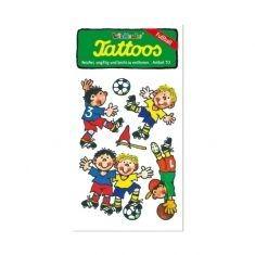 Tattoos - Fußballer Fritz Flanke 2