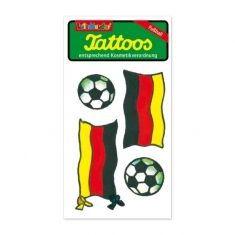 Tattoos - Fußballer Fritz Flanke 4