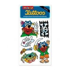 Tattoos - Pirat 6
