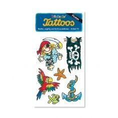 Tattoos - Pirat Piratenlotte