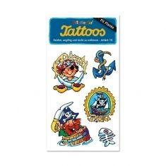 Tattoos - Pirat Pit Planke