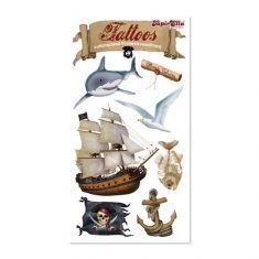 Tattoos - Piraten