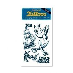 Tattoos - Piratenwelt