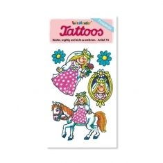 Tattoos - Prinzessin