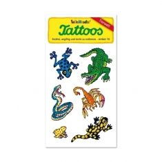 Tattoos - Reptilien