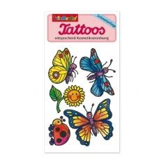 Tattoos - Schmetterlinge 2