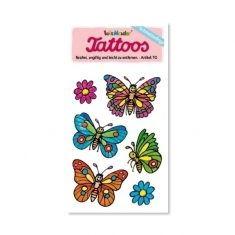 Tattoos - Schmetterlinge 3