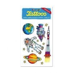 Tattoos - Weltraum