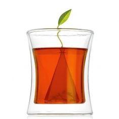 Teeglas - Poom, doppelwandig