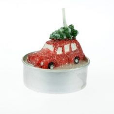 Teelichter - Christmas-Car, 6er-Set