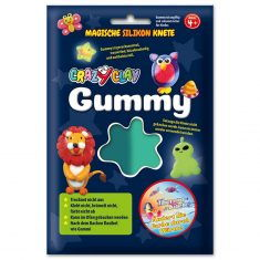 CrazyClay Gummy - Thermo-Knete Blau
