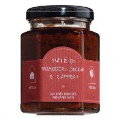 Tomatenpesto - Paté di pomodori secchi e capperi