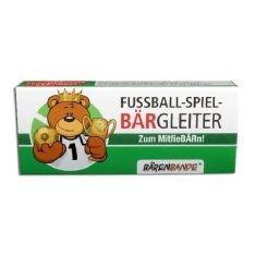 Traubenzucker Fußball-Spiel-BÄRgleiter