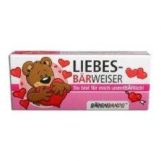 Traubenzucker Liebes-BÄRweiser