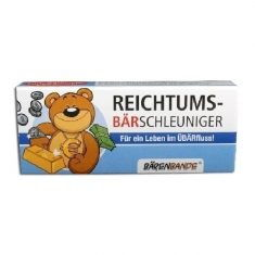 Traubenzucker Reichtums-BÄRschleuniger