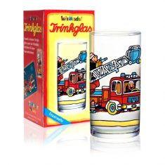 Trinkglas - Feuerwehr