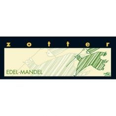 Trinkschokolade - Edel-Mandel