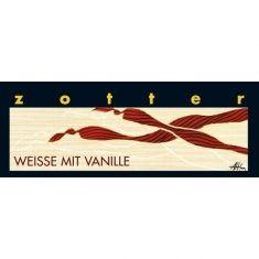 Trinkschokolade - Weiße mit Vanille