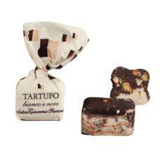 Trüffelpraline - Tartufo bianco e nero