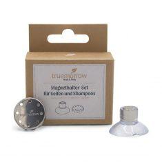 truemorror - Magnethalter für feste Seifen und Shampoos