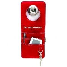 Türhänger - Doorganizer, rot