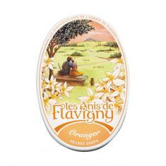 Pastillen - Les Anis de Flavigny, Oranger