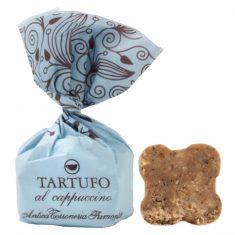 Trüffelpraline - Tartufo al cappuccino