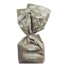 Trüffelpraline - Tartufo dolce al cocco