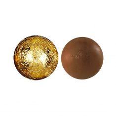 Pralinenkugel mit Cremefüllung - Sferette oro, gold