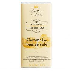 Vollmilchschokolade - Caramel au beurre salé, Dolfin