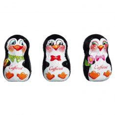 Mini-Pinguin - Vollmilchschokolade mit Gianduia